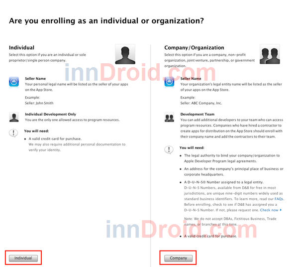 3-apple-account-individual-or-oorganization